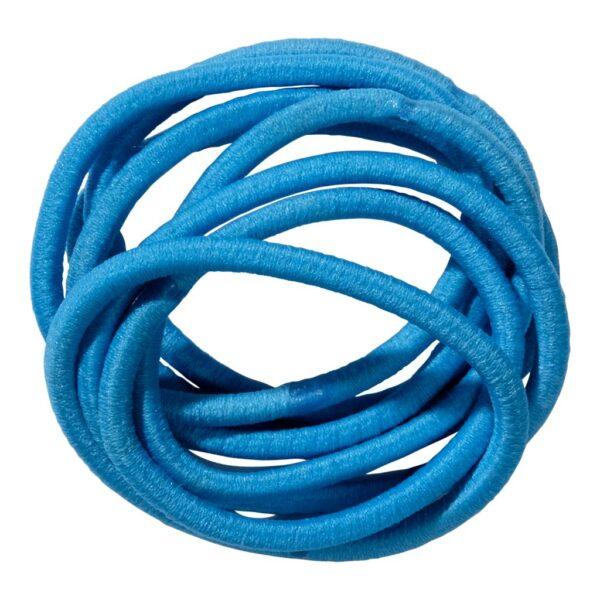 School Hair Accessories aqua elastics