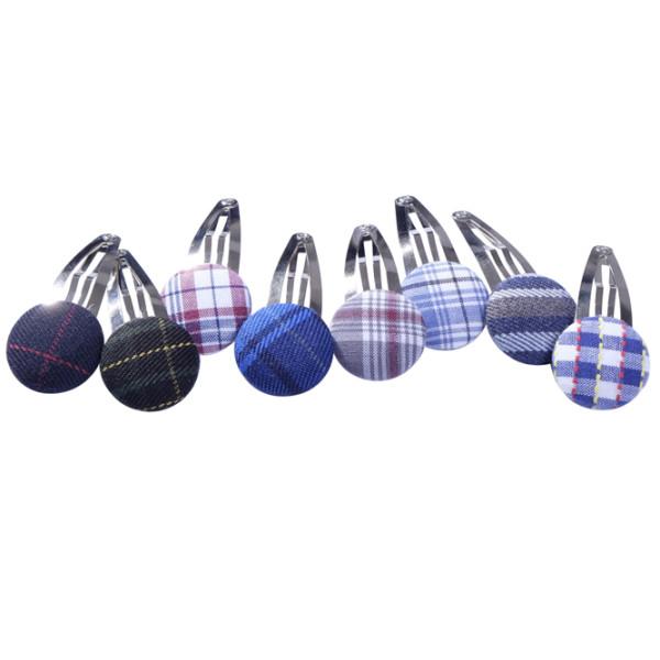 School Uniform fabric hair accessory