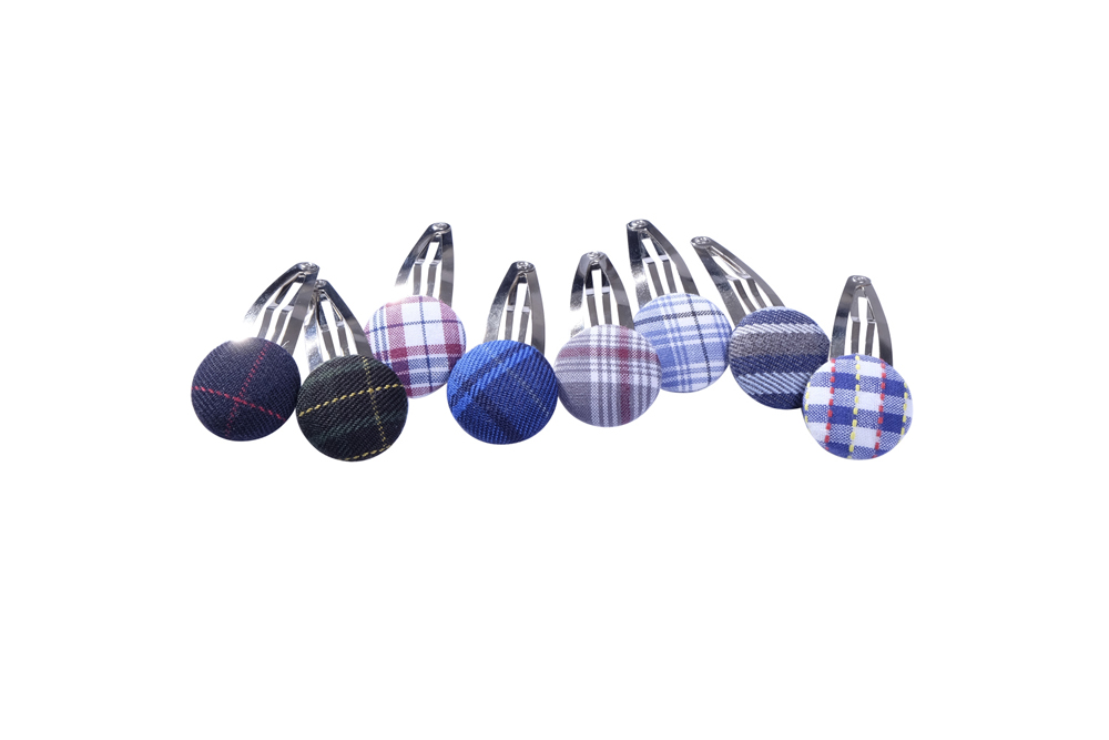 School Uniform fabric hair accessory