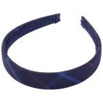School uniform fabric hair accessories headband