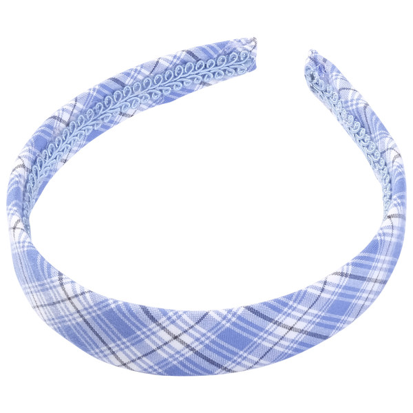 School uniform fabric hair accessories headband