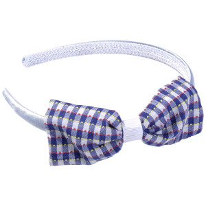 School hair accessories uniform fabric headband