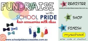 Fundraising Ideas School hair accessories