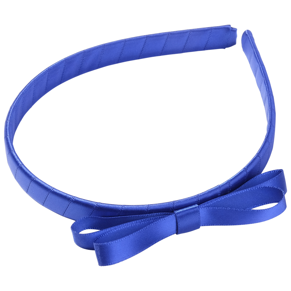 School Hair Accessories royal bow headband