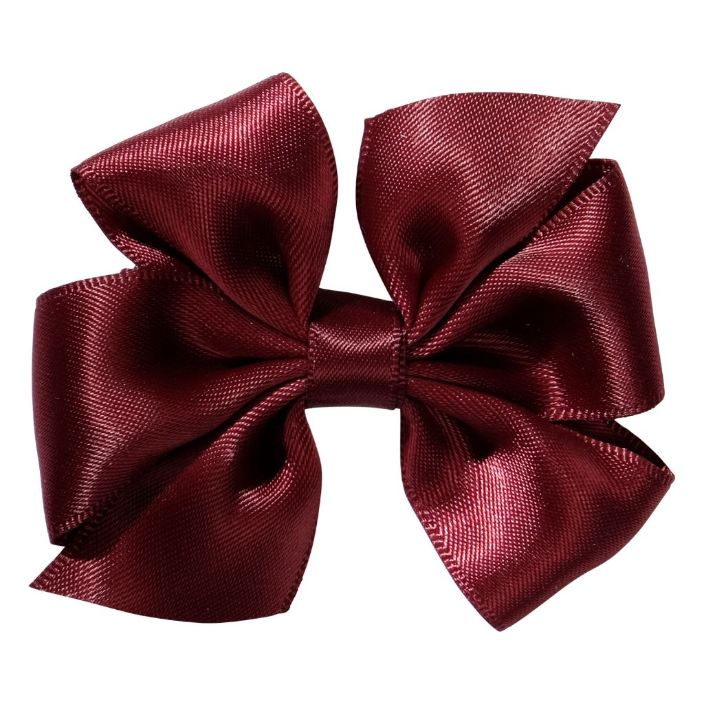 School Hair Accessories bow clip