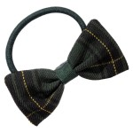 School uniform hair accessories bow elastic
