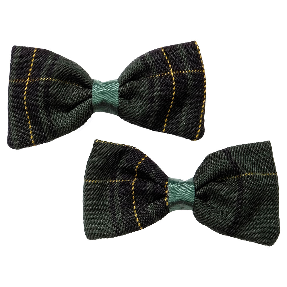 School uniform hair accessories bow clip