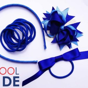 School Hair Accessories