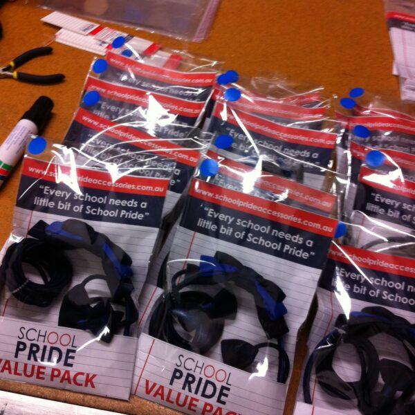 School Hair Accessories headband pack
