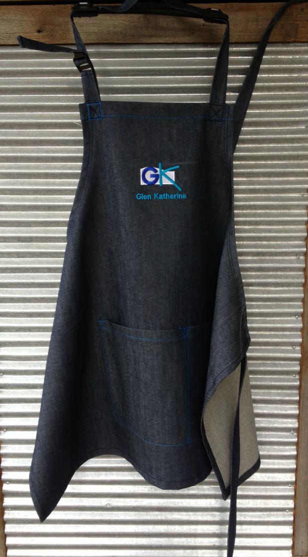 Denim Apron made to order