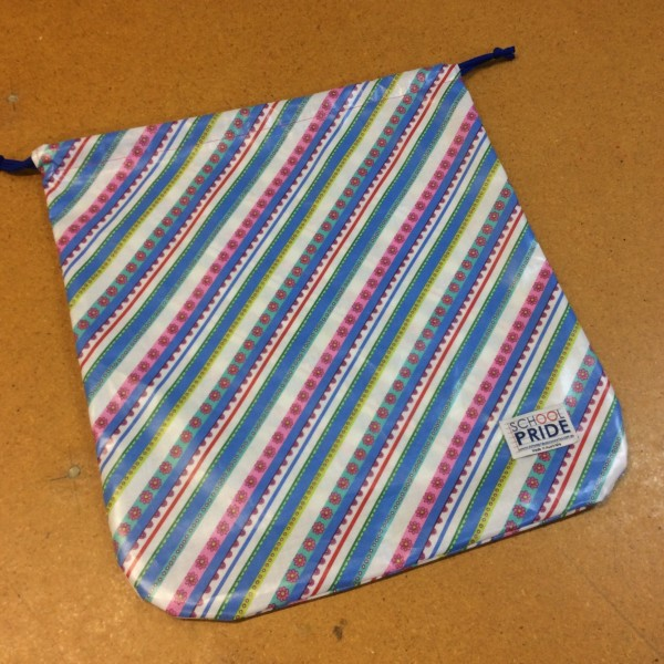 water resistant school library bag