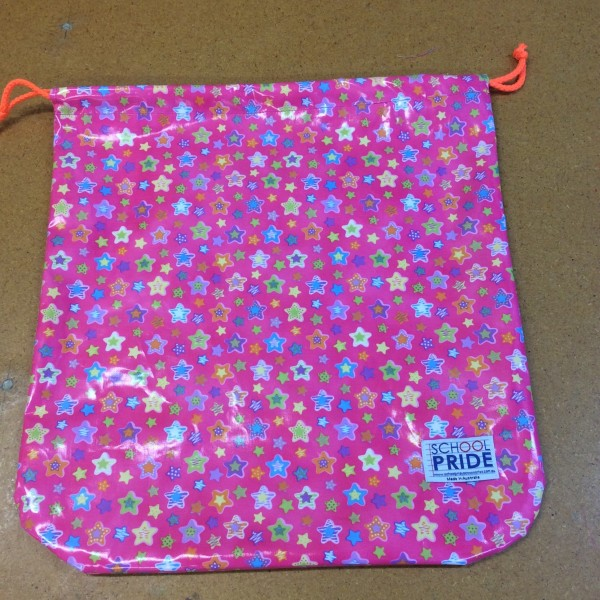 Library school bag