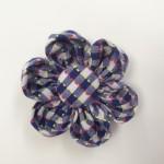 Hair clip flower uniform