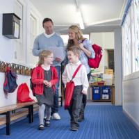 starting primary school