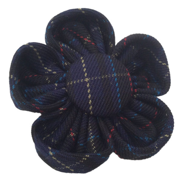 uniform fabric flower