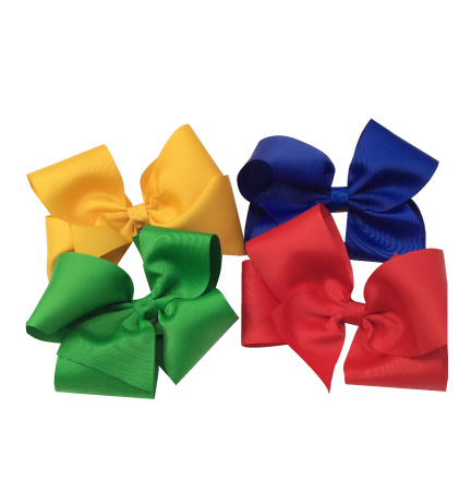 JoJo Siwa school big hair bow