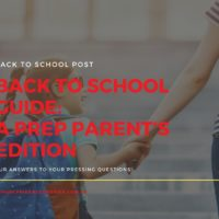school pride back to school guide for prep parents